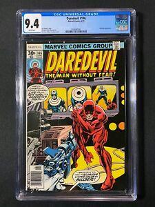 Daredevil #146 CGC 9.4 (1977) - Bullseye classic cover