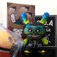 "DUNNY 3"" ART OF WAR SERIES ILOVEDUST DOA I LOVE DUST 1/40 CHASE KIDROBOT FIGURE"