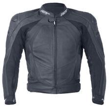 Blousons noir avec doublure pour motocyclette Femme