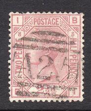 Numeral Cancellation Pre-Decimal Used British Stamps