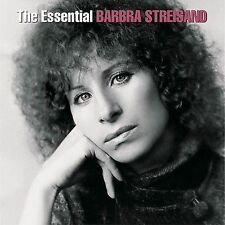 The Essential Barbra Streisand by Barbra Streisand (CD, Jan-2002, 2 Discs,...