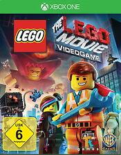 The LEGO Movie Videogame (Microsoft Xbox One, 2014, DVD-Box)