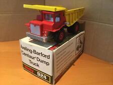 Dinky Toys 924 Aveling Barford Centaur Dump Truck diecast VNMIB