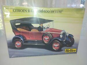 Heller Citroen B-14 Torpedo De Luxe Model Kit #80732