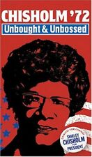 Shirley Chisholm '72 - Unbought & Unbossed (2004) documentary American history