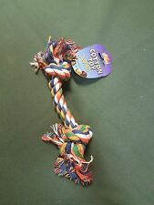 Dog Puppy Pull Play Knot Rope Toy 13""