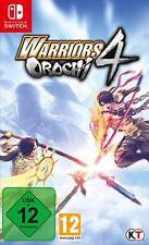 Warriors Orochi 4 IV Switch!!! NEUF + neuf dans sa boîte!!!