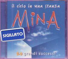 """MINA """" IL CIELO IN UNA STANZA  """" CD NUOVO  JOKER 1992 RARO"""