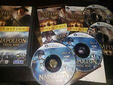 Empire: Total War & Napoleon: Total War (Gold Edition) - Windows