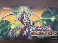 Brand New Yu-Gi-Oh! Official Konami Blazing Vortex Pre-Release Mouse Pad