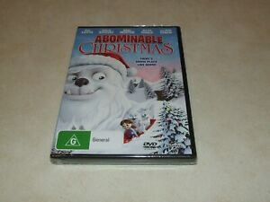 Abominable Christmas DVD - Region 2,4 Pal - New