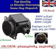 AIR FLOW SENSOR BMW 3 5 7 (E36,E34,E39,E38) 325,525,725 TDS 13622246084 2246084