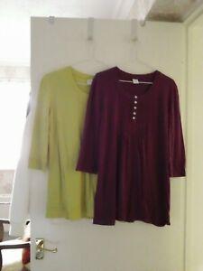 2 Cotton Traders tunics