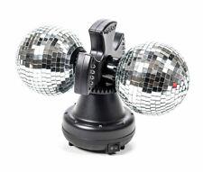 Party Spiegel Discokugel Diskokugel 32 LED´s Leuchte Rotierende Spiegelkugel NEU