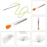 One Set of Metal KnitPro Circular Knitting Needle Tips Sewing Act Crafts Tool