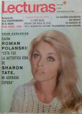 SHARON TATE # Spanish magazine Year 1969