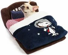 "Peanuts Snoopy Dog Cat House Astro Bed Pets Paradise washable cushion 25.5"" 21"""