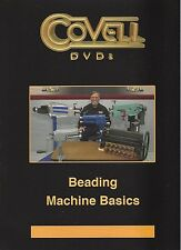 Beading Machine Basics (DVD) / sheetmetal / sheet metal / metalwork / Ron Covell