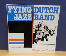 1x Sticker - Decal Flying Dutch Jazzband Bergen op Zoom org.back 80's (1929)