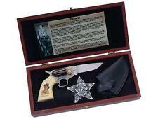 Billy the Kid Gun Knife Set - New in Box