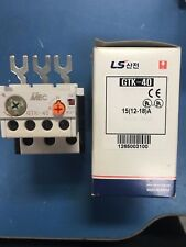 GTK-40-15 LS Thermal Overload Relay 15(12-18)A (New In Box)