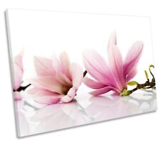 Floral Flowers Magnolia CANVAS WALL ART DECO LARGE READY TO HANG all sizes