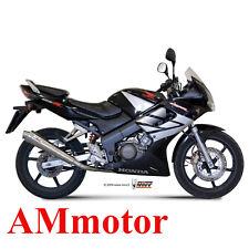 Scarico Completo Mivv Honda Cbr 125 R 2004 04 Terminale X-Cone Moto