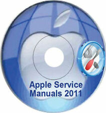 Apple Mac Service and Repair manuals, Allmost every Manual until Late 2010
