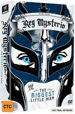WWE - Rey Mysterio - The Biggest Little Man (DVD, 2007, 3-Disc Set)