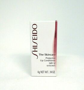 Shiseido The Skincare Protective Lip Conditioner SPF 12 ~ .14 oz / 4 g ~ BNIB