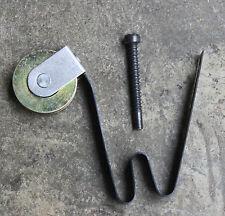 Sliding Patio Door Wheel - Steel - with adjuster screw.  -12 qty