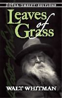 Leaves of Grass: The Original 1855 Edition (Dover Thrift Editions) by Walt Whit