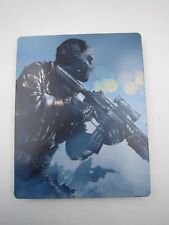 PS3 Xbox 360 Wii U PC Call of Duty Ghosts Limited Game Case Steelbook NO GAME