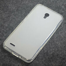 For Alcatel One Touch Go Play New White Matte Gel skin case back cover