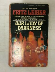 Our Lady of Darkness By Fritz Leiber (Paperback, Feb 1978, Berkley Medallion)