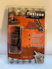 Flextone Rabid Rabbit Dual Reed Long Range Predator Call Flxpd-011
