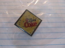 "McDonald's ""Diet Coke"" pin NEW"
