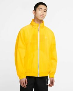 Nike LU Made in Italy Track Jacket 'Opti Yellow' CT4585-731 size S - M