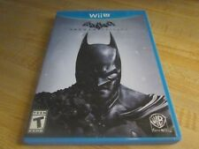 Wii BATMAN ARKHAM ORIGINS WB GAMES