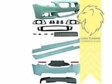 Stoßstangen Set Body Kit für BMW F10 Limousine LCi auch für M-Paket für PDC SRA