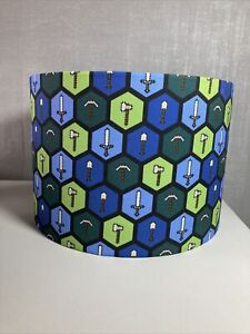 Minecraft Tools 30cm Ceiling Shade with Blocks