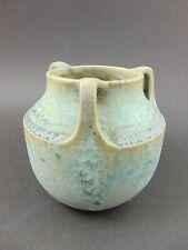 Steinzeug Vase Emile Mousseux für la Faienceri D Arte de Marlotte um 1920