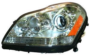 Mercedes-Benz GL450 Hella Front Left Headlight 263400051 1648204759