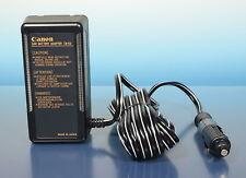 Canon CB-E2 Autobatterieadapter Car Battery Adapter Batterie adaptador- (42297)
