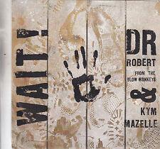 """ROBERT HOWARD & KYM MAZELLE - wait 7"""""""