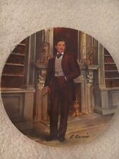 "Rhett Butler, Collector Limited Edition of ""Rhett"" Decorative Plate No. 4006L"