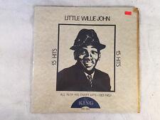 Little Willie John ~ 15 Hits (1953-1962) ~ King Records ~ K 5004X