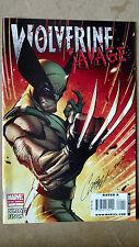 WOLVERINE SAVAGE #1 FIRST PRINT J. SCOTT CAMPBELL ONE SHOT MARVEL COMICS (2010)