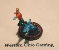 Heroclix Aquaman #027 Veteran USED from DC Icons Booster