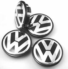 4 X Wheel Center Hub Cap Badge 7L6601149 (76MM) FOR VW 06-10 Touareg and others